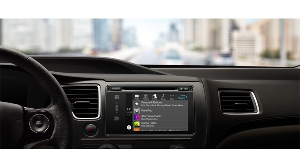 CarPlay Honda